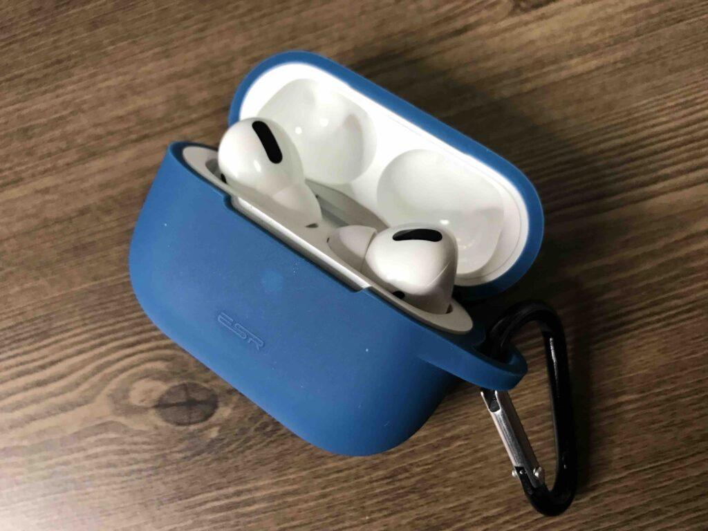 ワイヤレスイヤホン「AirPods Pro」でも録音が可能