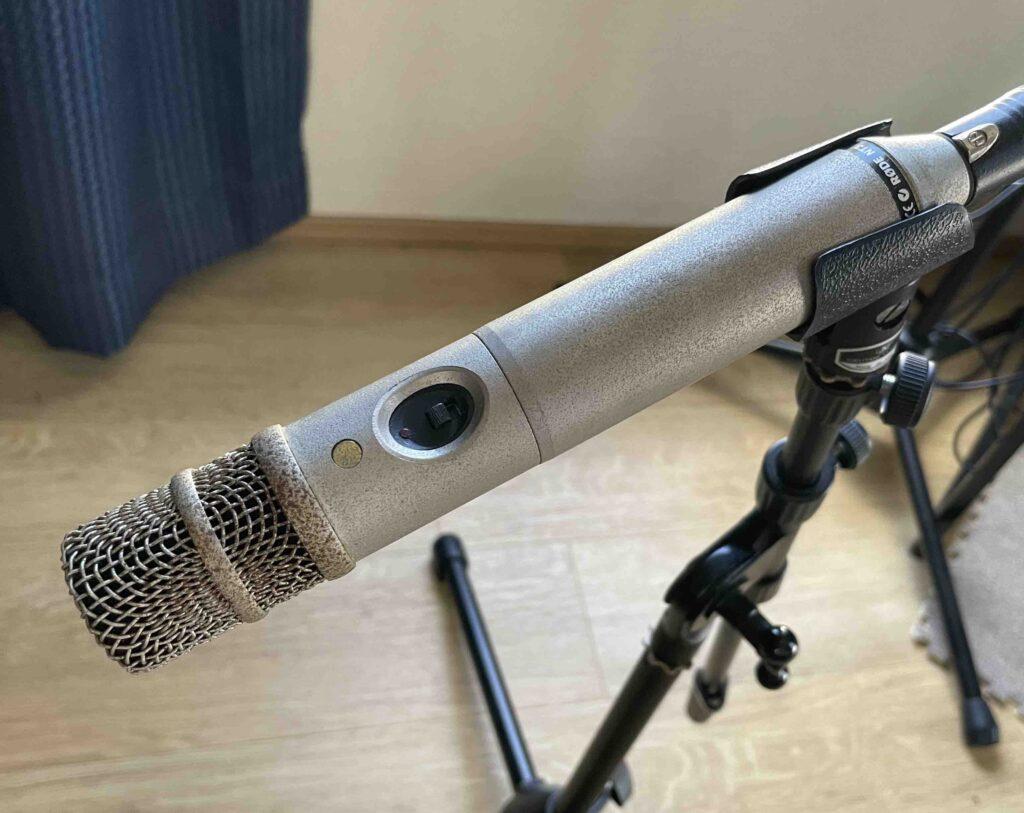 弾き語りを一発録りで録音するのに必要な機材